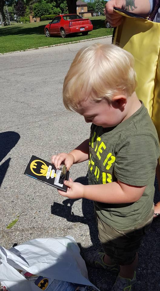 Batmancard