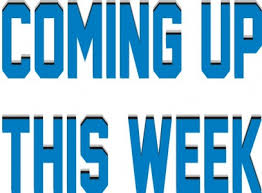 Comingthisweek